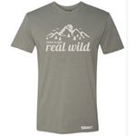 Real Wild Scenery - Stone Grey