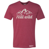 Real Wild Scenery - Vintage Red
