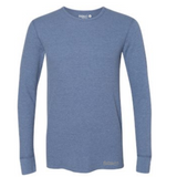 Thermal Long Sleeve - Heathered Navy
