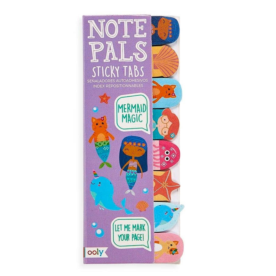 Mermaid Magic Note Pals Sticky Notes