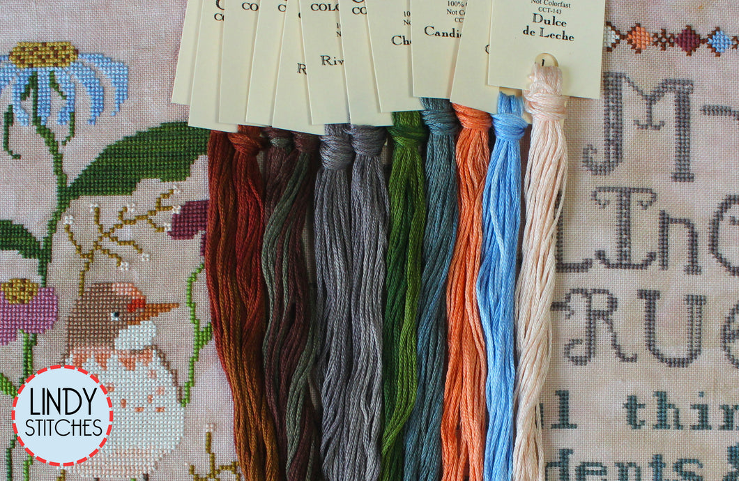 Beautiful Things Floss Pack Classic Colorworks Floss