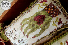 Load image into Gallery viewer, Grubby Frog Ribbon by Lady Dot Creates Hand Dyed 3 Yards Rayon Ribbon