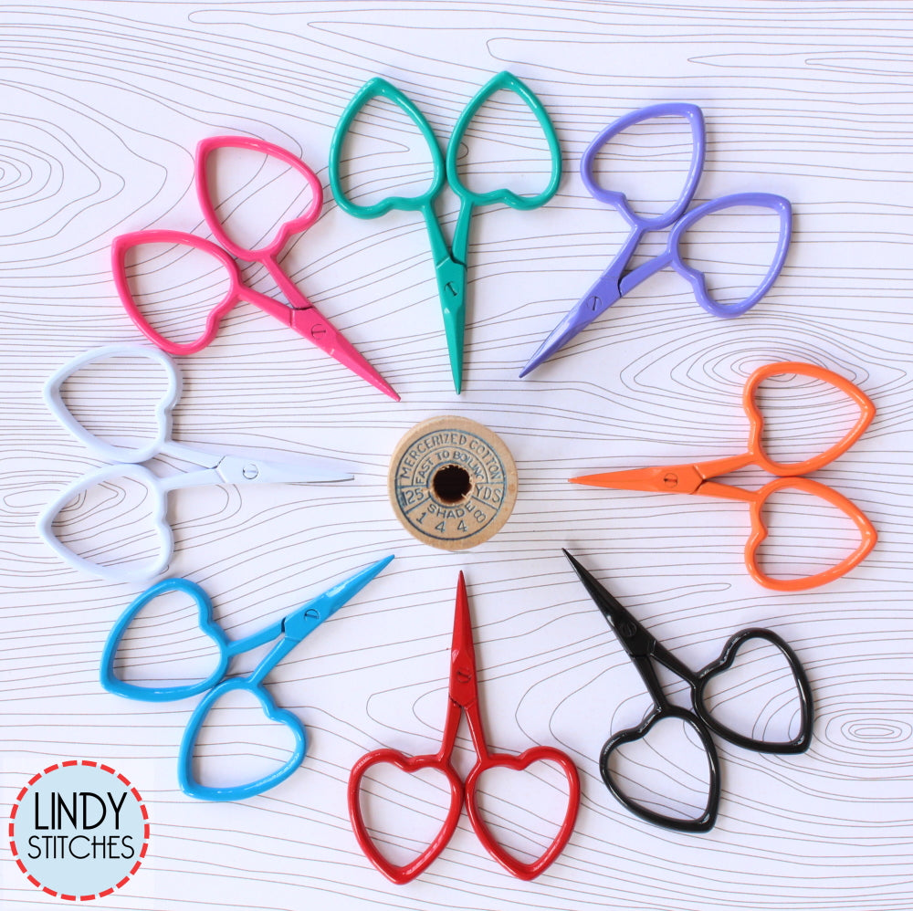 Little Loves Embroidery Scissors by Kelmscott Designs