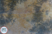 Load image into Gallery viewer, 32 count Picture This Plus Murky Linen Fat Quarter Hand Dyed Belfast Linen