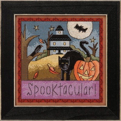 Spooktacular Sticks Mill Hill Beads Kit