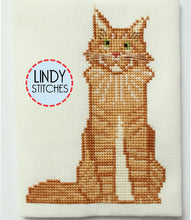 Load image into Gallery viewer, PDF I Still Remember Cross Stitch Pattern by Lindy Stitches