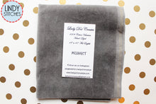 Load image into Gallery viewer, Musket Gray Hand Dyed 100% Cotton Velveteen by Lady Dot Creates