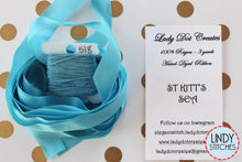 Load image into Gallery viewer, St. Kitt's Sea Ribbon by Lady Dot Creates
