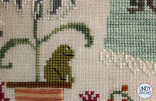 Load image into Gallery viewer, Mary Mary Needleworker Cross Stitch Pattern Lindy Stitches Nashville 2020 Physical Chart
