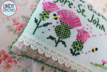 Load image into Gallery viewer, Cut Your Thistles Cross Stitch Pattern Lindy Stitches Physical Copy