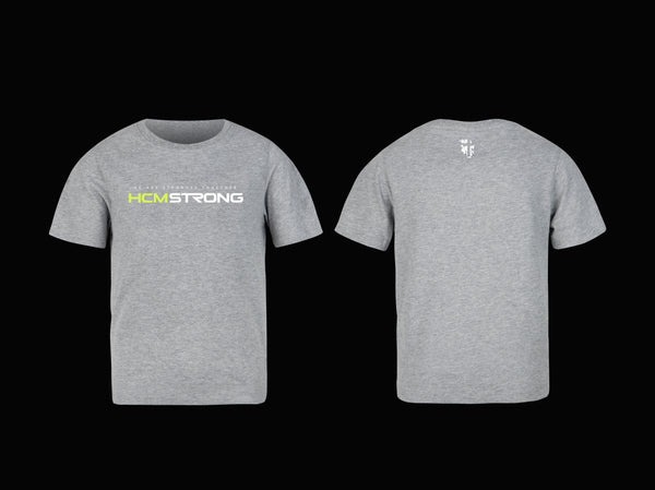 HCM STRONG GRAY T-Shirt