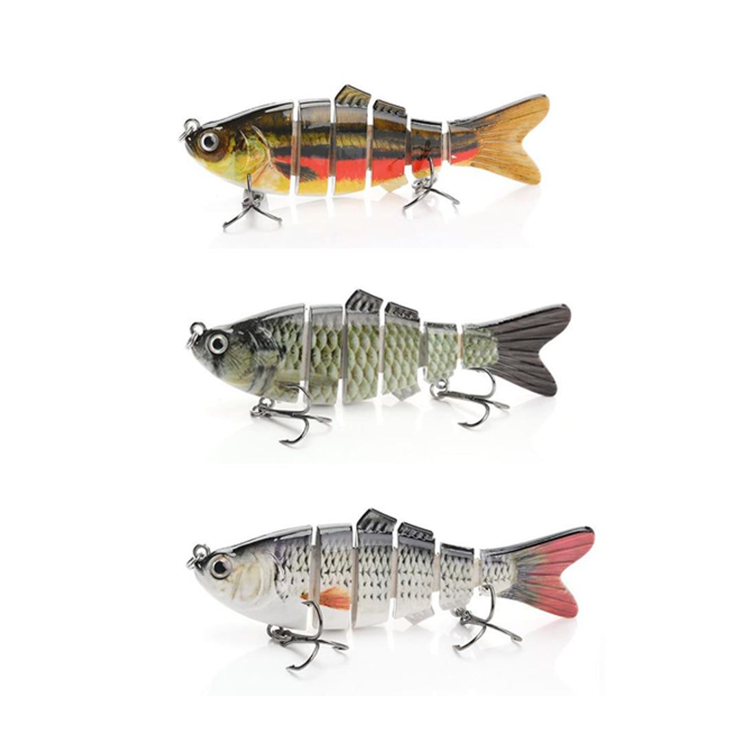LivingLure™ Swimbait Set