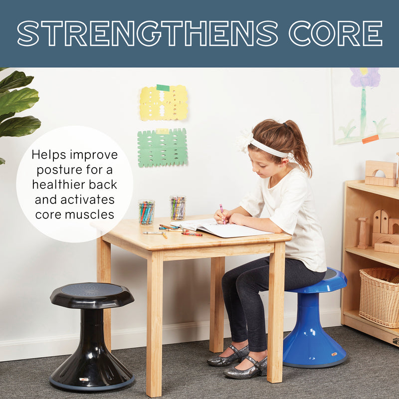 ACE Wobble Stool - Active Flexible Seating Chair for Kids - Classrooms and Home