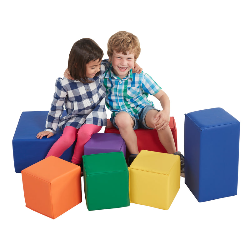 Foam Big Building Blocks, Soft Play for Kids