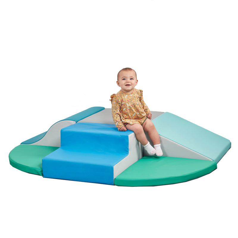 Softzone® Little Me Wall Climb and Slide
