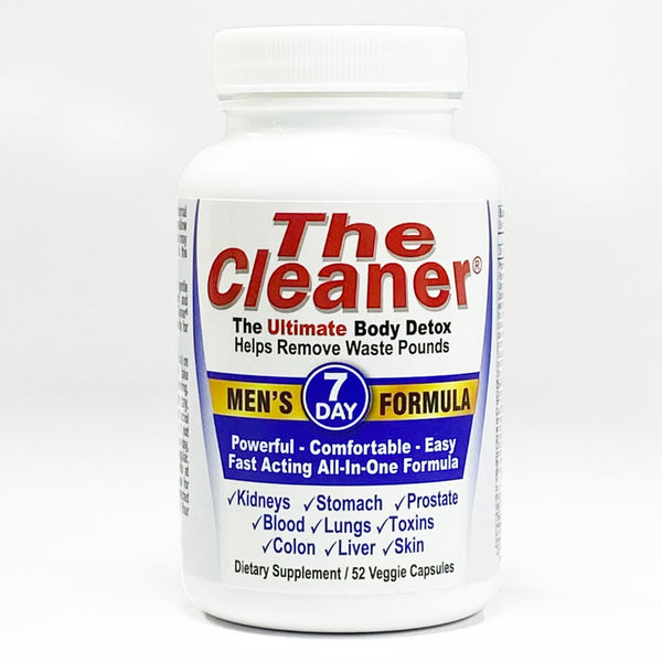 The Cleaner®: 7 Day Men's Formula