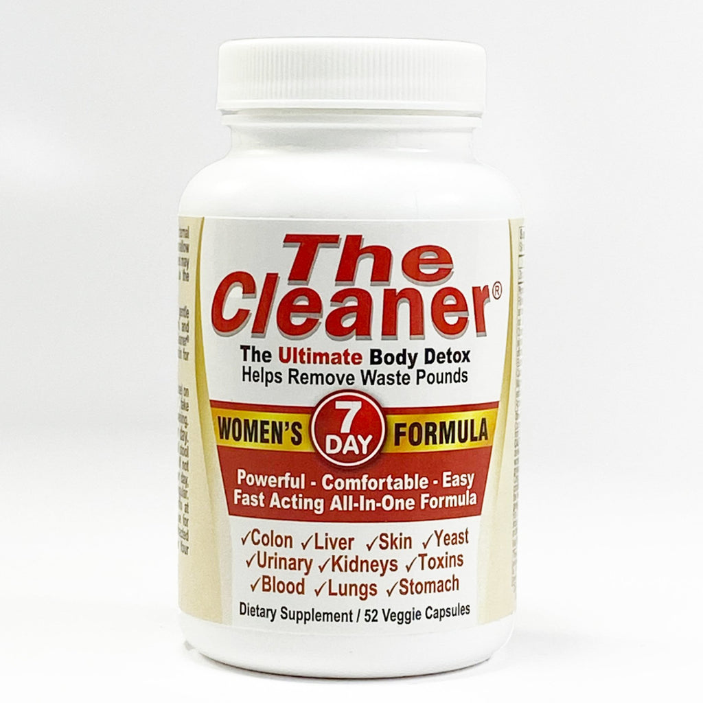 The Cleaner®: 7 Day Women's Formula