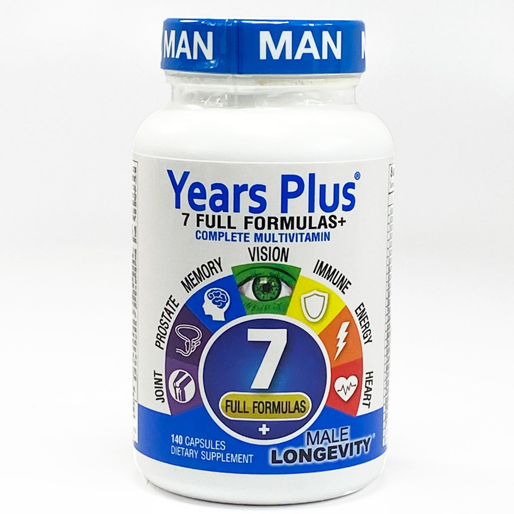 Years Plus® Male Longevity®
