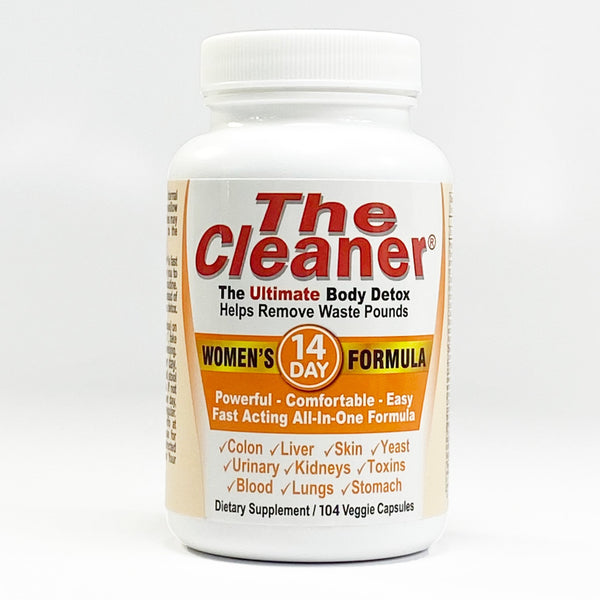 The Cleaner®: 14 Day Women's Formula