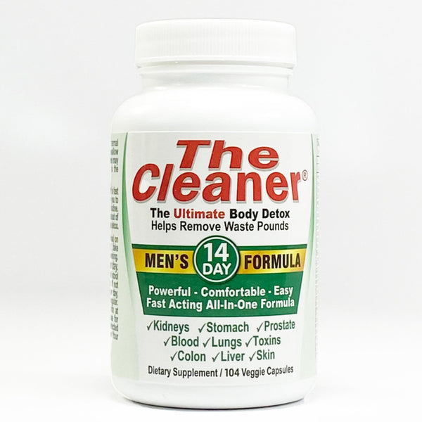 The Cleaner®: 14 Day Men's Formula