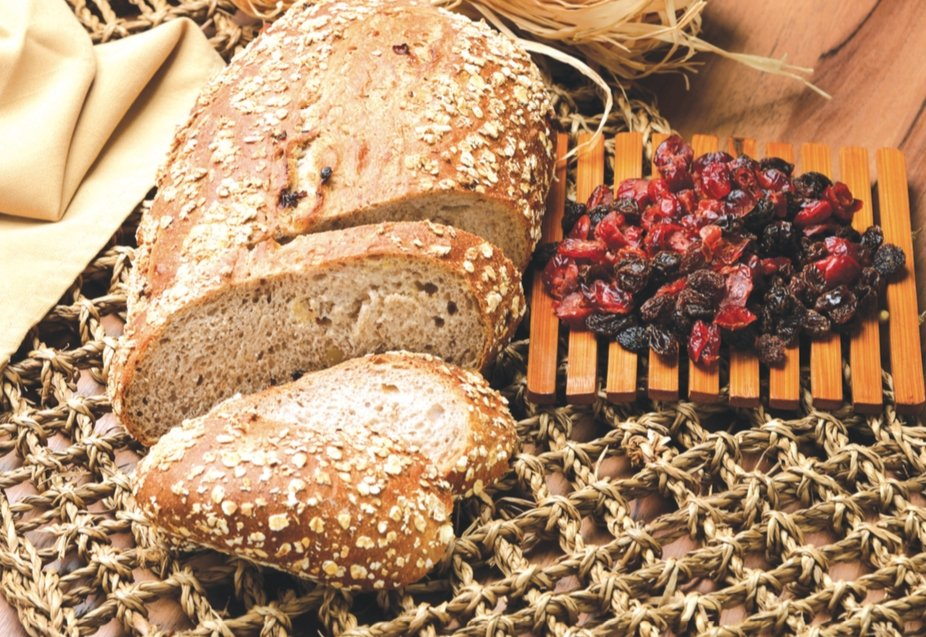 Traditional Muesli Bread Loaf - Krumble Inc