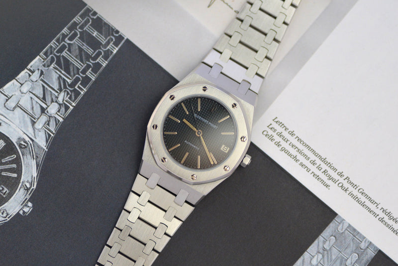 1980s Audemars Piguet Royal Oak 4100ST
