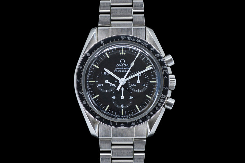 1970 Omega Speedmaster Straight Writings 145022-69
