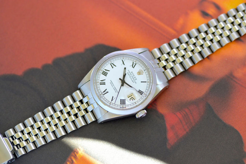 "1967 Rolex Datejust ""Buckley"" Dial 1600"