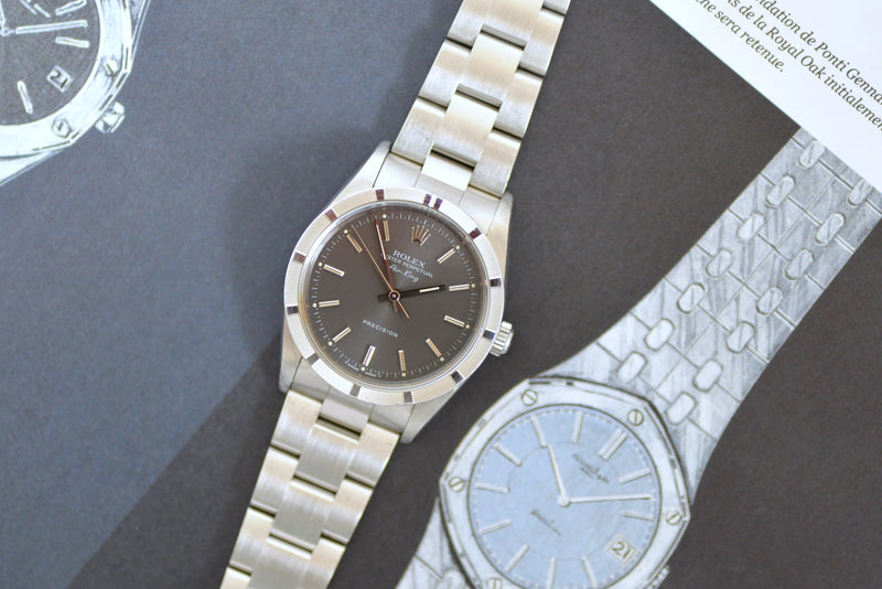 1991 Rolex Oyster Perpetual Air-King Precision 14010M