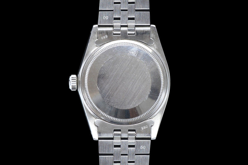 "1981 Rolex Datejust ""Buckley"" Dial 16030 Full Set"