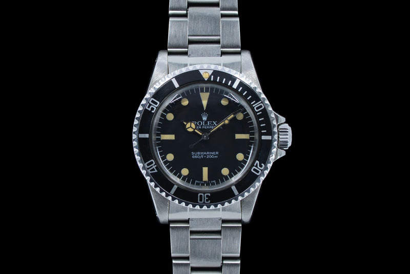 1983 Rolex Oyster Perpetual Submariner 5513