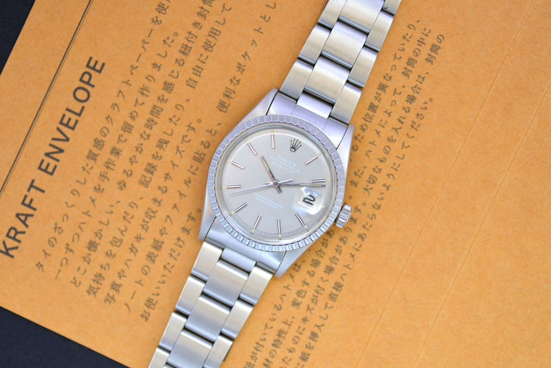 1972 Rolex Datejust Ghost Dial 1603