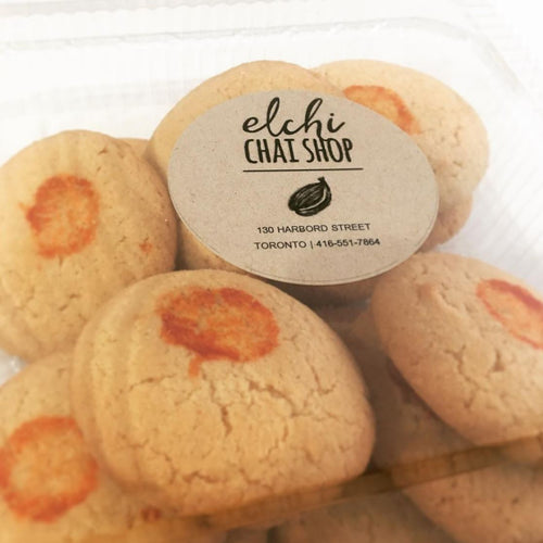 Chai Cookie -  - Elchi Chai Shop