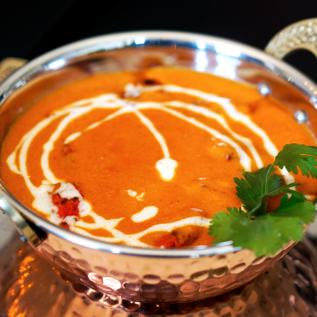 Creamy Butter Chicken or Butter Paneer - Elchi Chai Shop