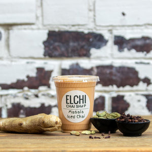 Iced Masala Chai (Vegan Friendly) -  - Elchi Chai Shop