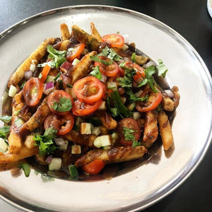 Masala Fries (Vegan) -  - Elchi Chai Shop