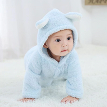 Load image into Gallery viewer, Winter Bear Onesie