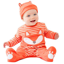 Load image into Gallery viewer, Fox Onesie