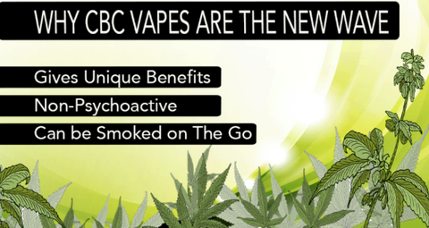 Why CBC Vapes Are The New Wave