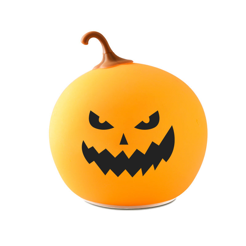 Halloween Pat Night Light Festive Atmosphere Colorful Decoration Props