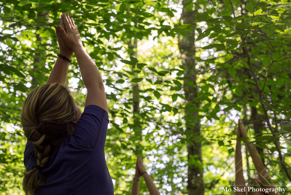 Find Your New Edge - Yoga and Hiking Trips