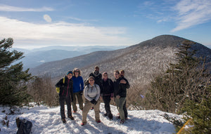 Winter 3500 Day Hike/Snowshoe (2/14)