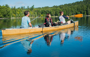 Adirondack Canoe in the St. Regis Wilderness (8/31-9/2)
