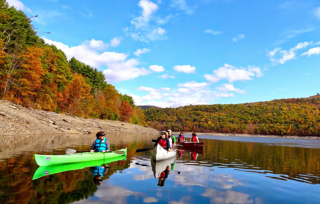Fall Foliage Paddle (9/23)