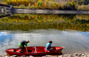 Housatonic Valley Hike & Paddle (10/26)