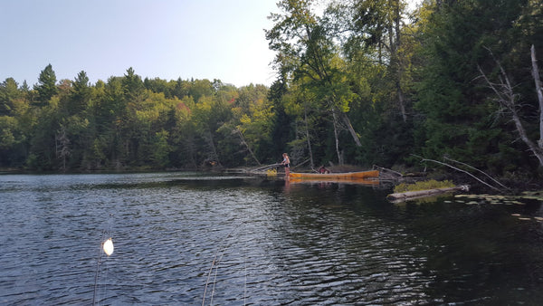 Housatonic Canoe & Camp (10/14-15)