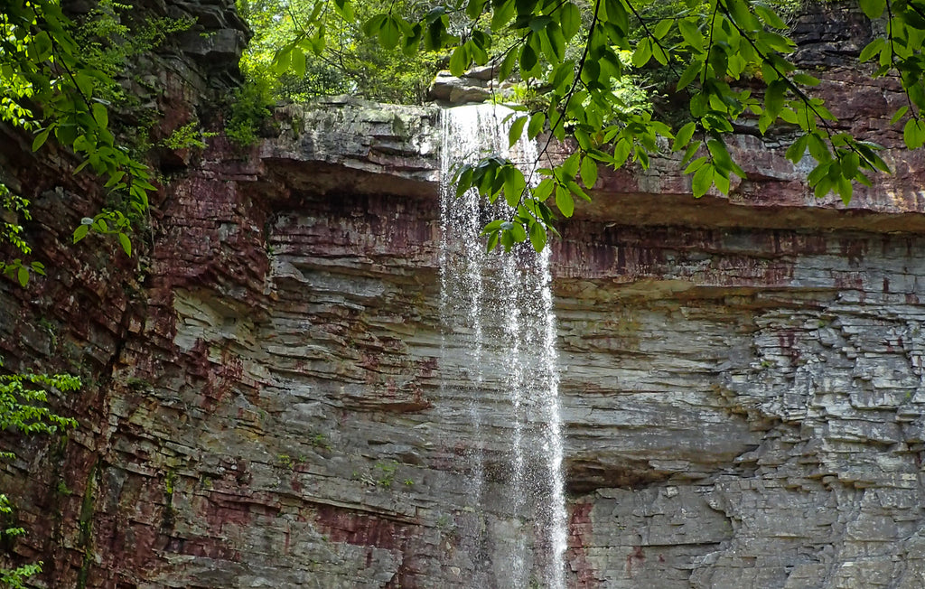 Best Waterfalls of Minnewaska (4/19)