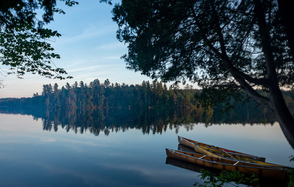 Epic Adirondack Canoe Adventure (7/1-5)