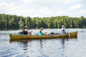 Intro to Canoes & Kayaks