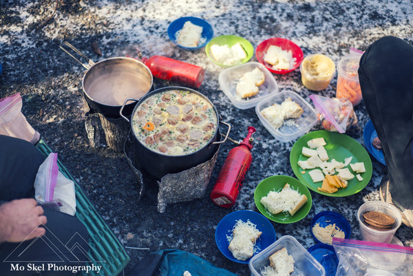 Backcountry Cooking & Nutrition